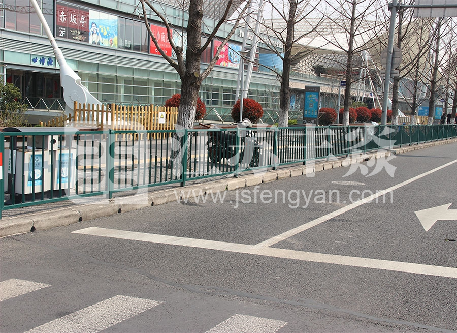 城市道路护栏